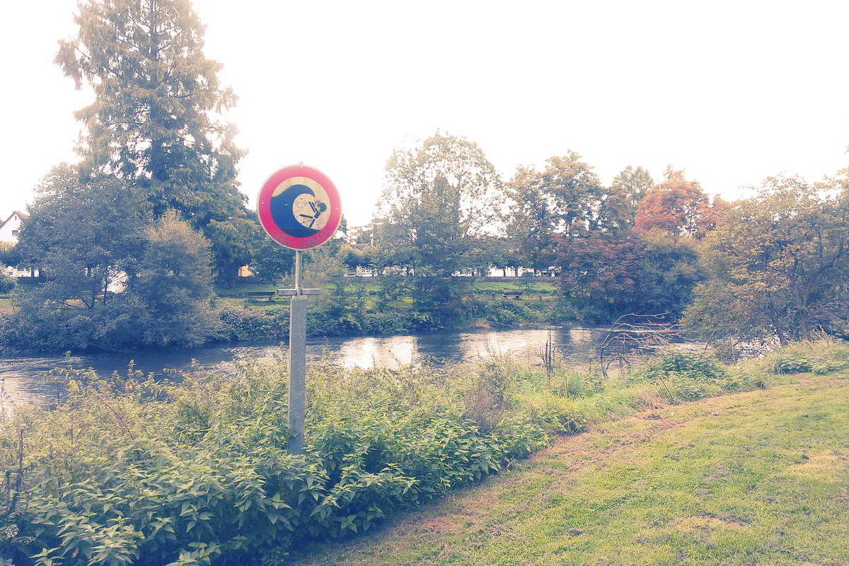 Betriebsausflug nach Köln: Wupper-Warnung