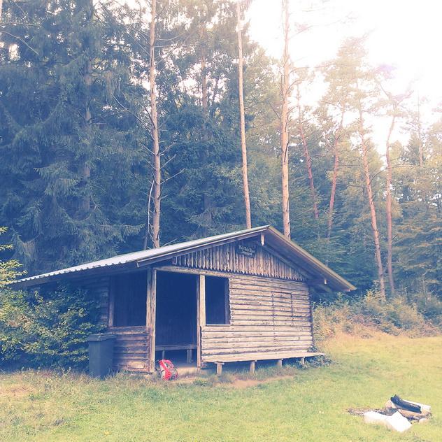 Spessartbogen Bad Orb - Hütte
