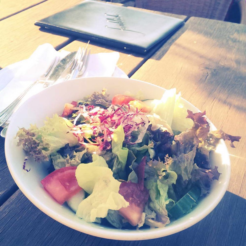 Fernblick - Salat