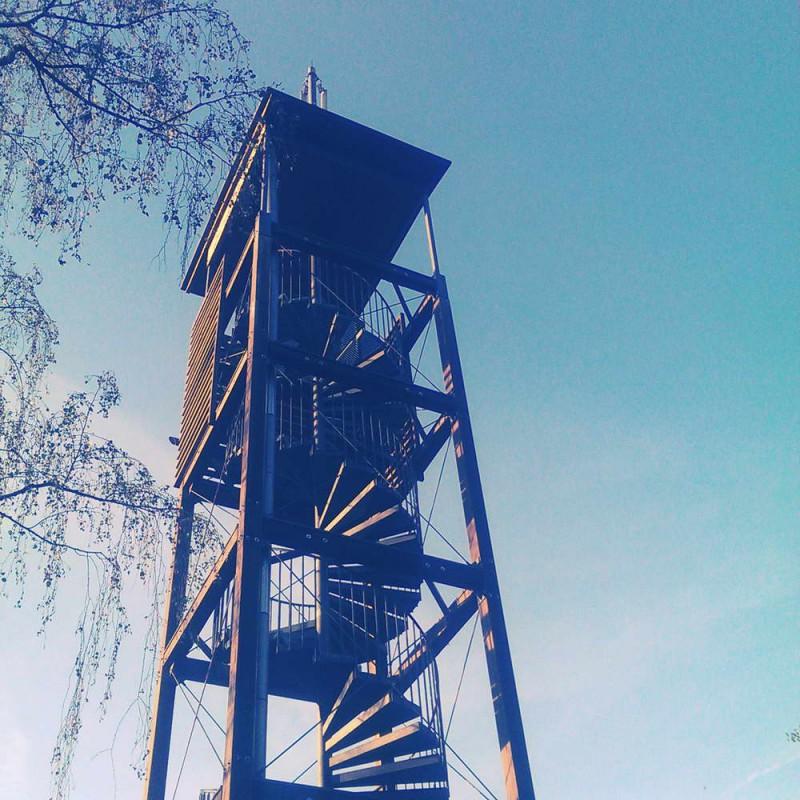 Fernblick - Aussichtsturm