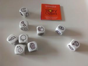 Weihnachtsgeschenke zum Thema Reisen - Story Cubes gefallen