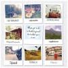 Polaroid-Bild: Rückblick auf Keine Weltreise
