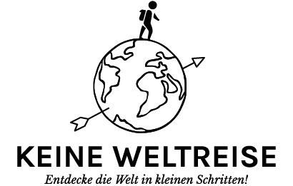 Logo für Keine Weltreise