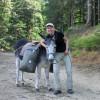 Eselwandern in Frankreich