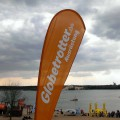 GloBo Globeboot in Frankfurt