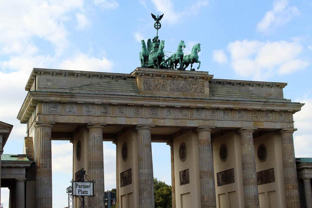 Städtetrip nach Berlin: Brandenburger Tor