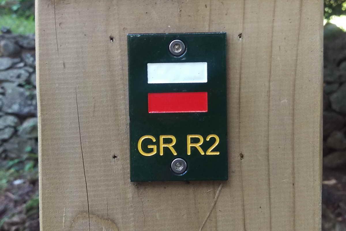 Wandern auf dem GR R2 auf Réunion