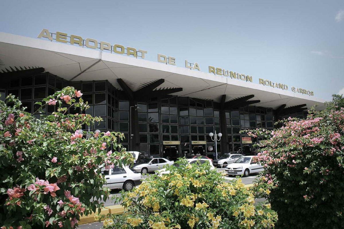 Wandern auf Réunion - Flughafen