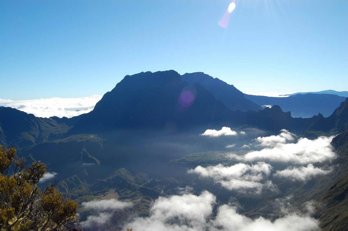 Wandern auf Réunion