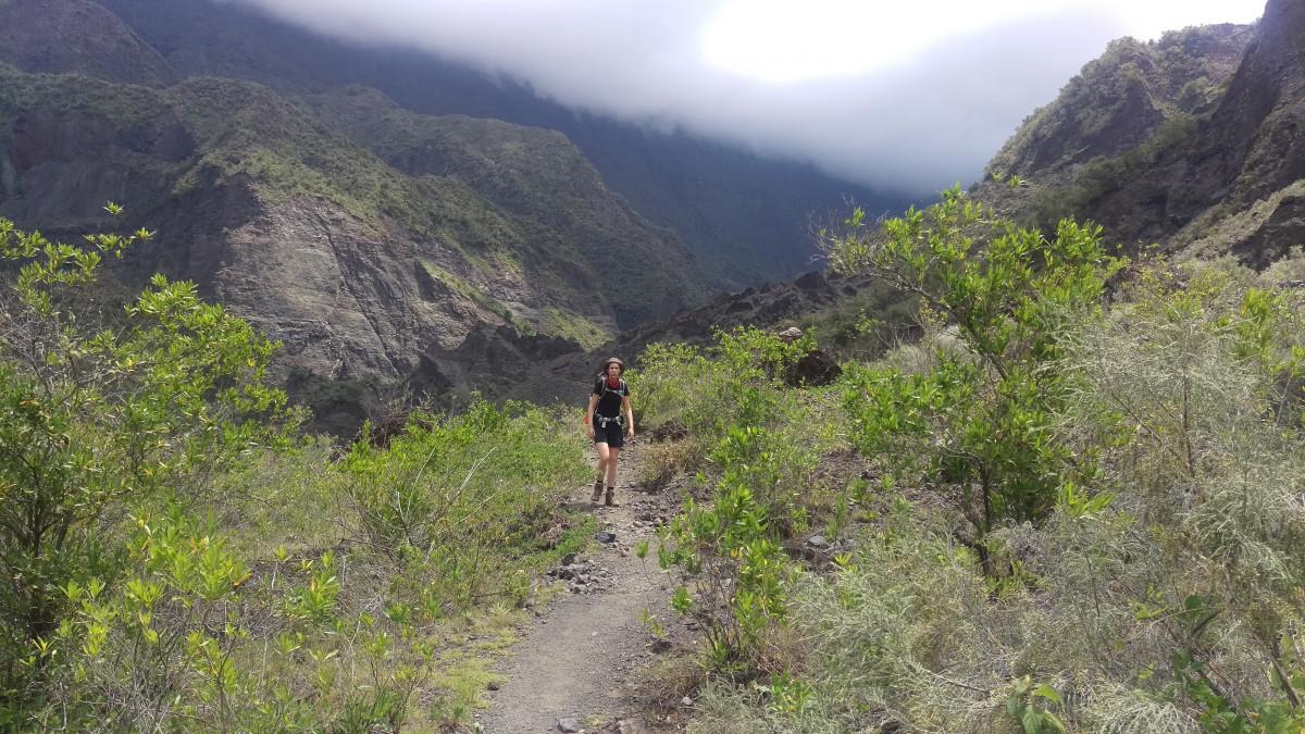 GR R2 auf Réunion - Impressionen des Weges 4